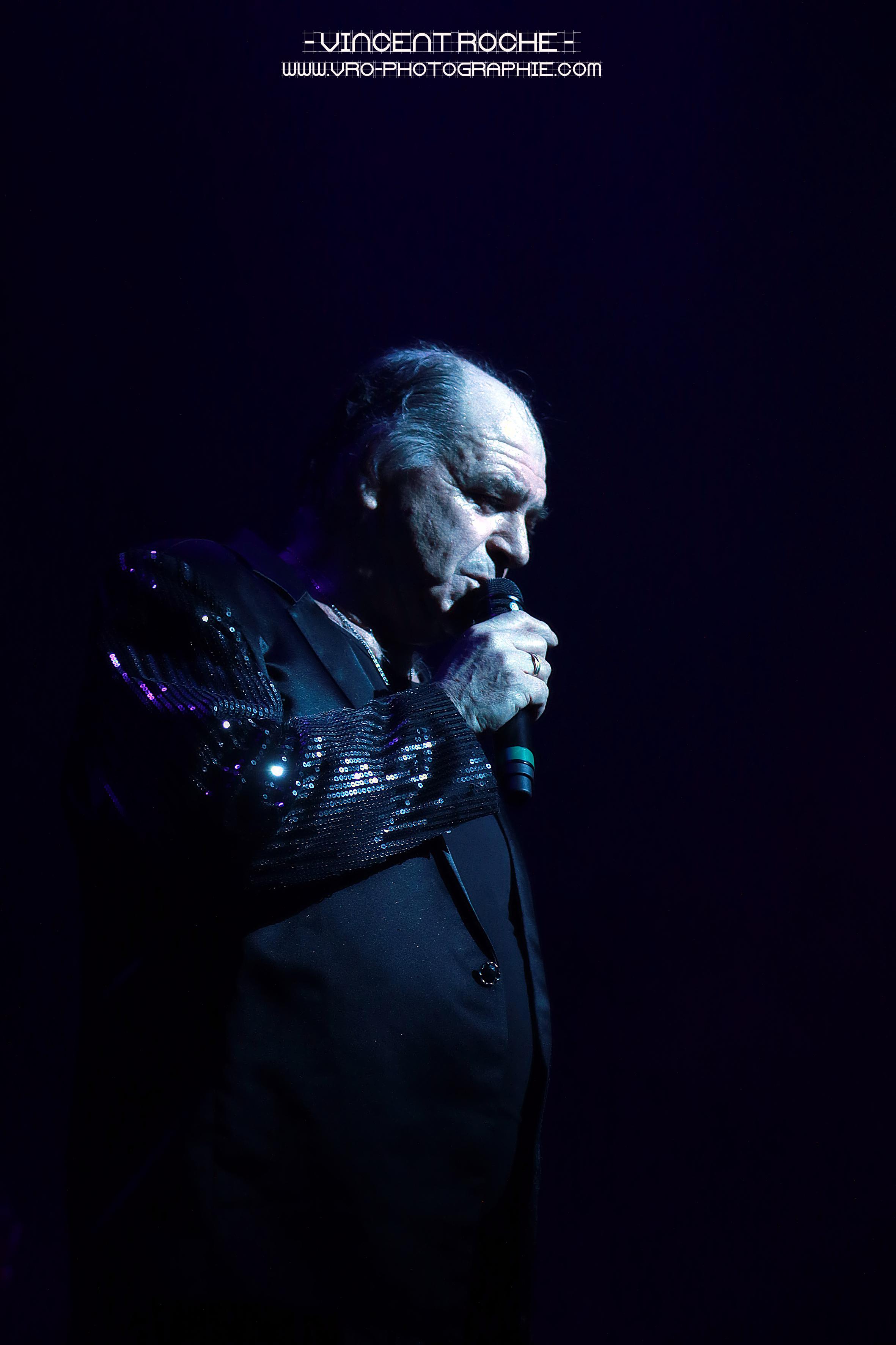 Concert Hommage à Johnny - 1 an déjà