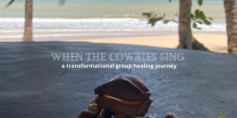 When the Cowries Sing