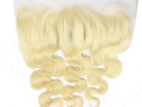 "13""x4"" Russian Blonde Lace Frontals"