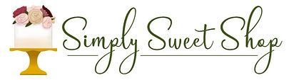 Simply Sweet Shop Cakes Logo