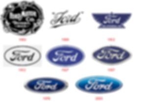 Ford Logos