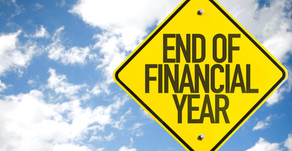 End of Financial Year tasks for Maximo