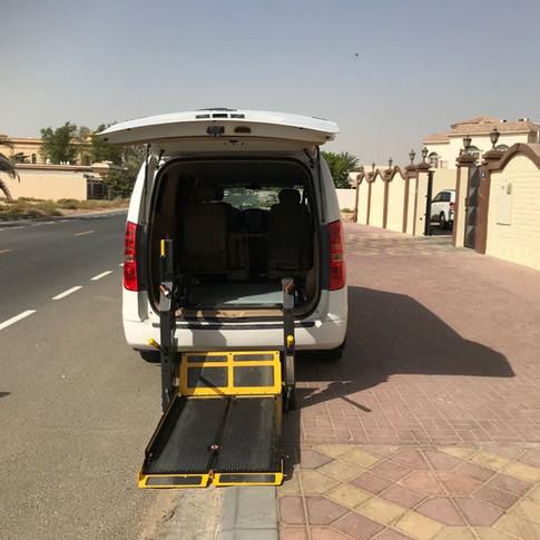Wheelchair Accessible Taxi Near Me