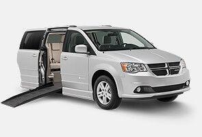 Wheelchair Accessible Car Dodge Caravan