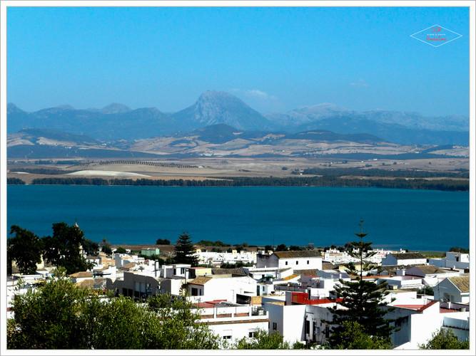 Tarifa overlooking Morocco