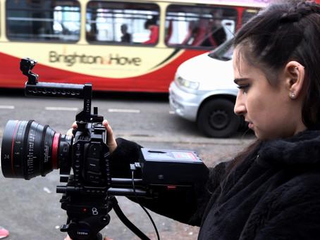 Production Diary: 'Swipe Right' Documentary
