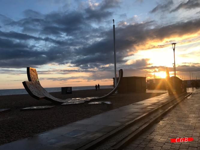 Brighton Central Beach