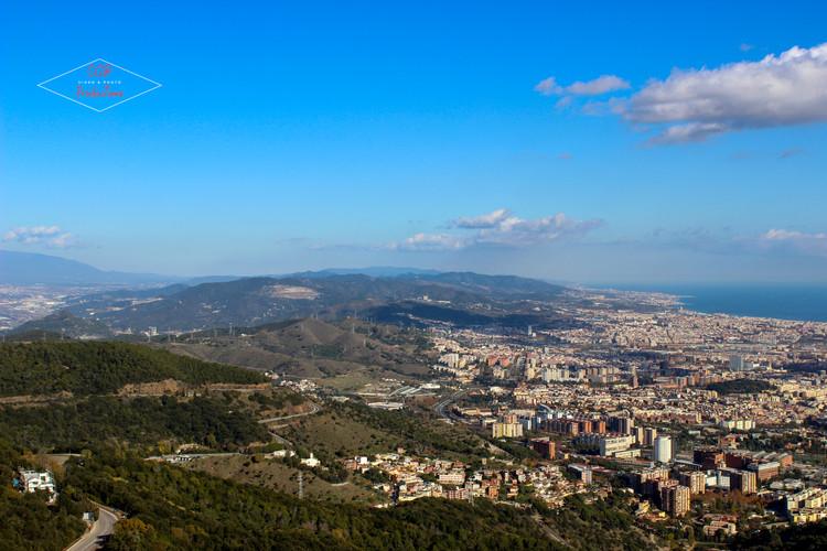 Countryside of Barcelona