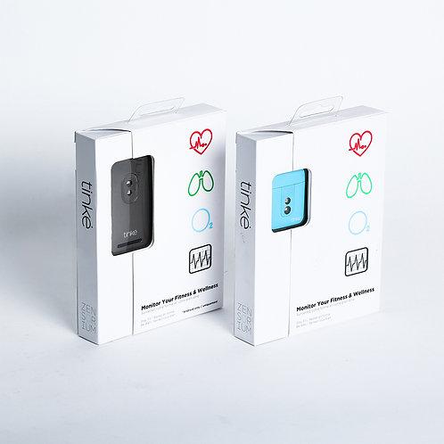 Tinké Fitness Monitor - iPhone
