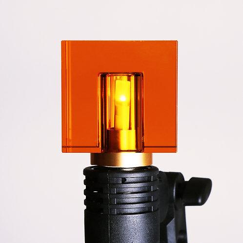 Crystaled LED Lamp