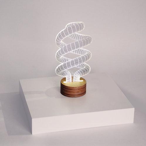 Bulbing Lights - Spiral