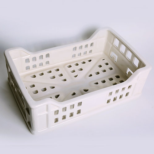 Porcelain Crate