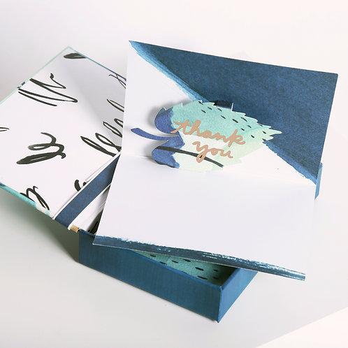 Lasercut Notecards
