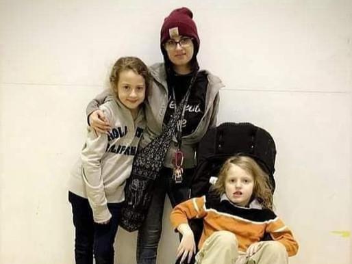 Una madre aboga por la marihuana medicinal para el tratamiento del trastorno del espectro autista