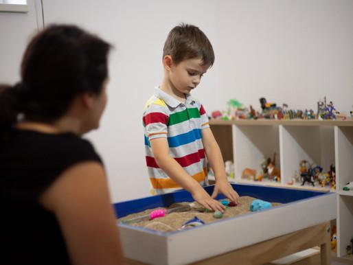 El test mide las habilidades verbales de los niños autistas en entornos naturales