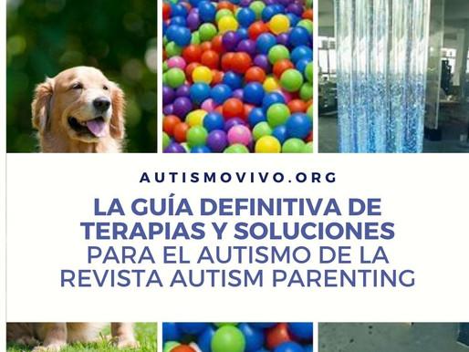 La guía definitiva de terapias y soluciones para el autismo de  Autism Parenting y Autismovivo