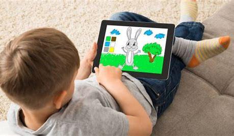 Seis formas terapéuticas de utilizar un iPad con su hijo en edad preescolar