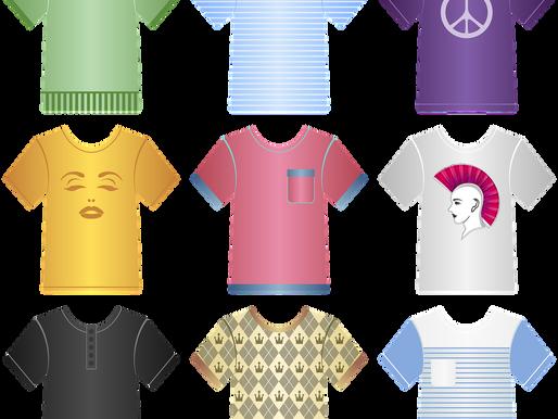 La madre de un niño con autismo inició un negocio de venta de camisetas por una razón: rutina