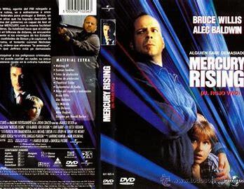 Películas sobre autismo: Mercury rising (Al rojo vivo)