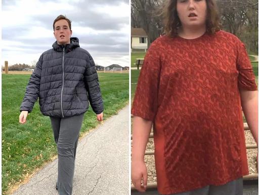 Un adolescente con autismo perdió la motivación para hacer sus caminatas a la oficina de correos