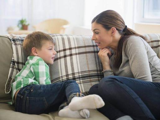 Ejercicios de logopedia para probar con tu hijo con autismo