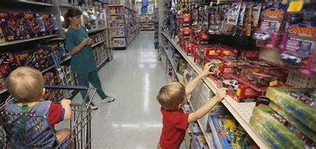 Hacer la compra con su hijo con autismo