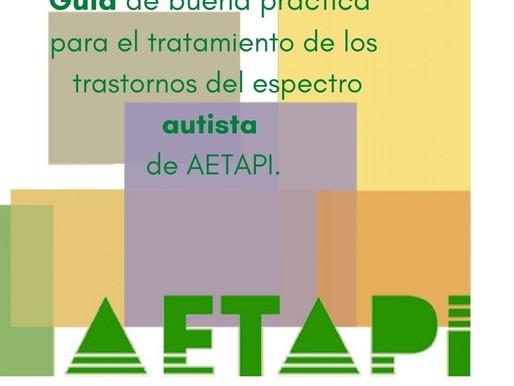 Guía de buena práctica para el tratamiento de los trastornos del espectro autista de AETAPI