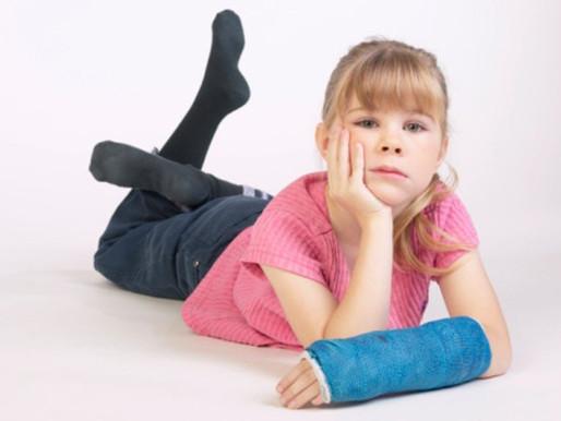 Lesiones en niños y adolescentes con trastornos psiquiátricos