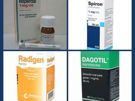 Efectos adversos de la risperidona en niños con TEA en un entorno clínico naturalista en un hospital