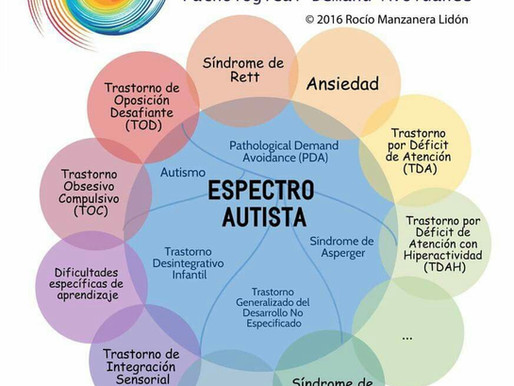 Comorbilidades asociadas al autismo (I)
