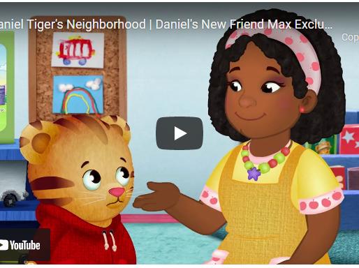 El barrio de Daniel Tiger presentará un personaje con autismo