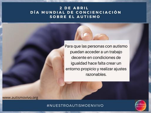 Mensaje del Secretario General de la ONU con motivo del Día Mundial del Autismo 2021