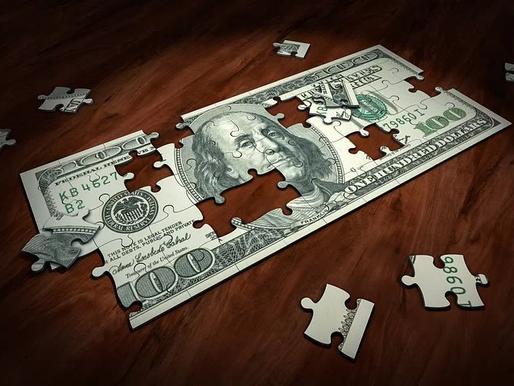 Tres cosas malas en la vida: dinero, poder y mentira