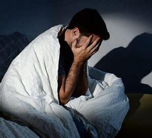 Imposible dormir por las noches