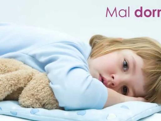 Problemas de sueño en niños de 2 a 5 años con TEA y otros retrasos del desarrollo