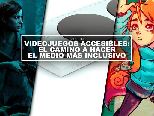 Videojuegos accesibles: el camino a hacer el medio más inclusivo