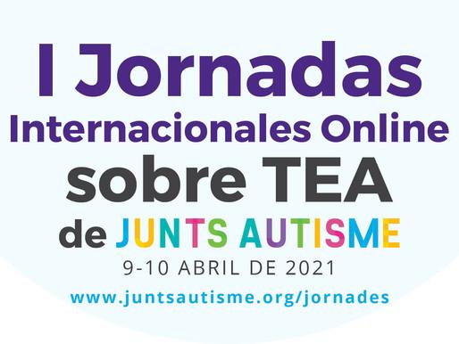 Primeras jornadas online especializadas en TEA de Junts Autisme