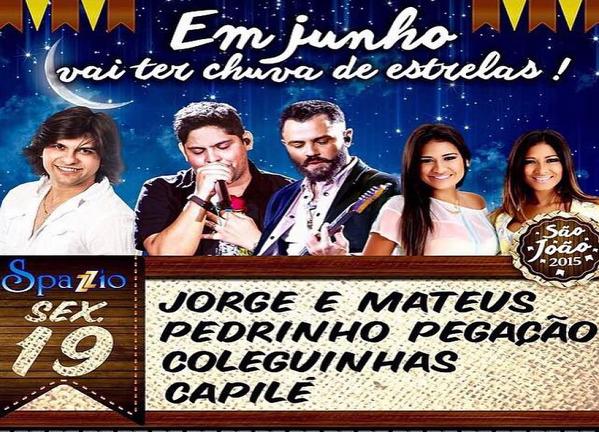 FESTAS JUNINAS VIP