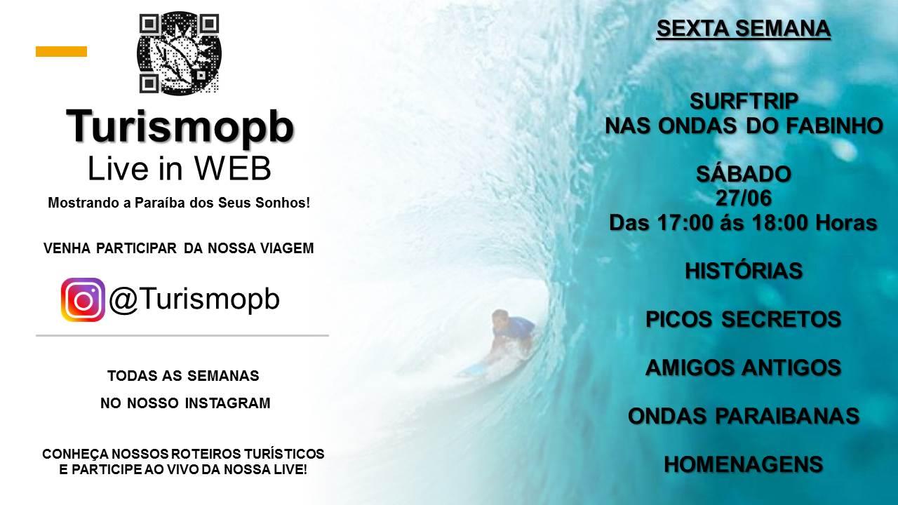Live Surftrip Fabinho