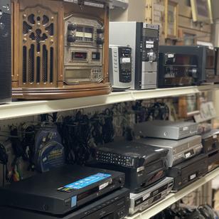 Electronics Section