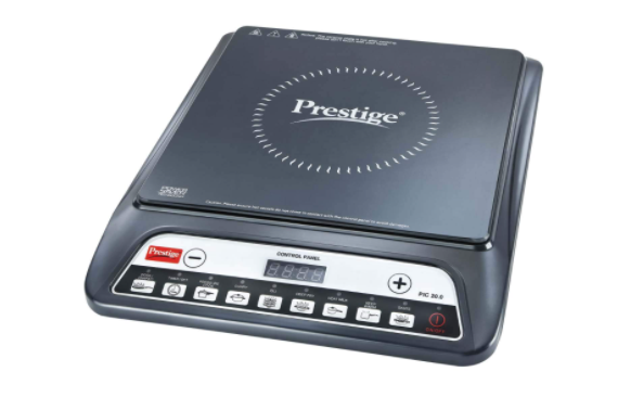 Prestige 1200 Watt Induction Cooktop