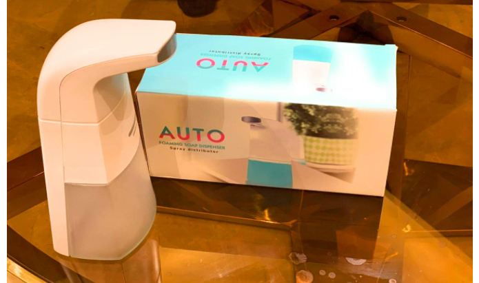 Foaming Soap Automatic Hand Washer