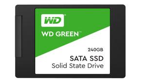 Western Digital WD Green 240 GB 2.5 inch SATA