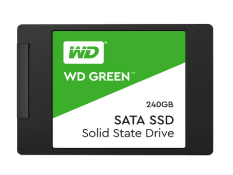 Western Digital WD Green 240 GB 2.5 inch SATA