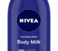 Nivea Nourishing Body lotion