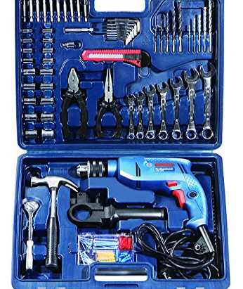 Bosch GSB 550 Mechanic Tool Box