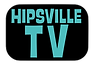 Hipsville TV colour logo blue.png