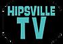 Hipsville TV colour logo blue.png