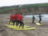 Groups Surf and Stay Weekend retreat