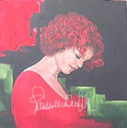 donna in rosso